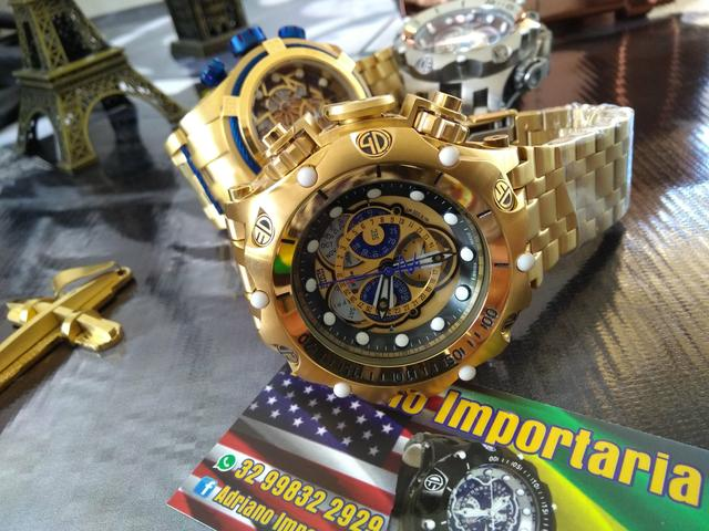 8195eee2f90 Relógio invicta Venom hybrid 16804 - Bijouterias