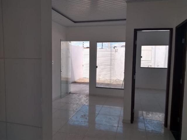 Casa dois quartos , suíte, Bairro Santo Antonio dos Prazeres Pronta para entrar e morar - Foto 3