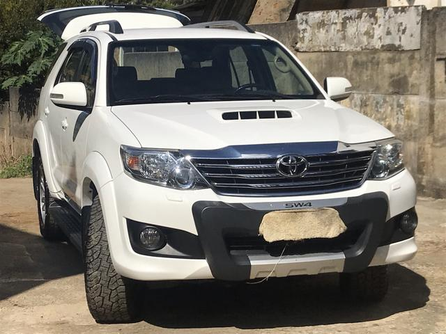 Toyota Hilux Sw4 7 lugares, Oportunidade!!