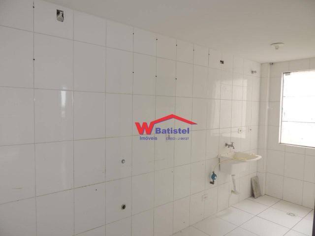Apartamento com 2 dormitórios à venda, 46 m² por r$ 152.000 - rua tunísia nº 634 - fátima  - Foto 14