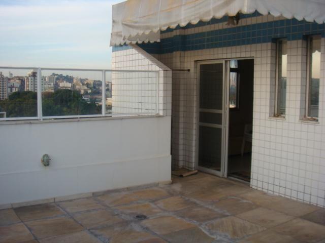 Cobertura à venda com 3 dormitórios em Prado, Belo horizonte cod:1492 - Foto 13