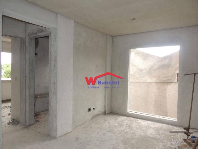 Apartamento com 2 dormitórios à venda, 51 m² - avenida lisboa, 325 - rio verde - colombo/p - Foto 4