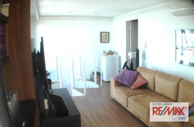 Cobertura 3 dormitórios,2 suítes,churrasqueira,home theater ,rua passo da patria - Foto 7