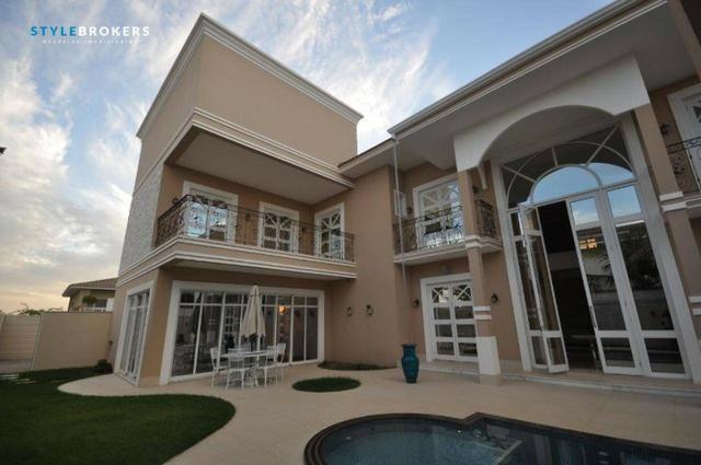 Casa Luxo Condominio Alphaville 1 -5 quartos com suite
