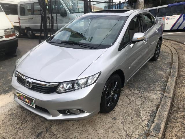 Honda Civic EXS 2013 - Chassi Remarcado - Foto 4