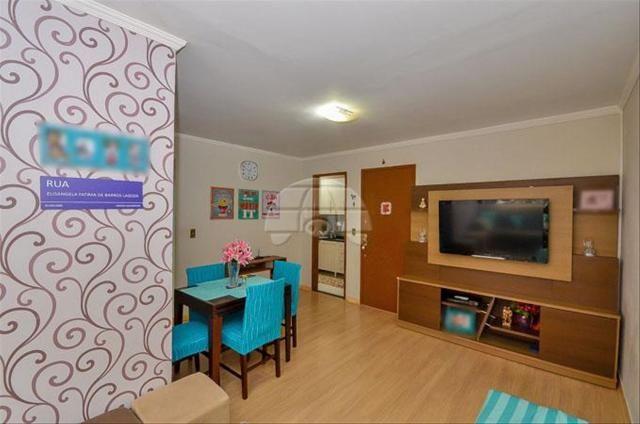 Apartamento à venda com 3 dormitórios em Fazendinha, Curitiba cod:147201 - Foto 2