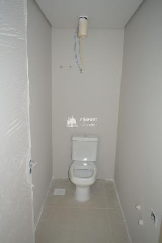 Apartamento 03 dormitórios para venda em Santa Maria com Suíte Sacada Churrasqueira Garage - Foto 7