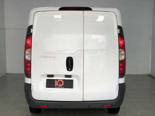 Fiat Fiorino 1.4 Hard Working GNV - Foto 4
