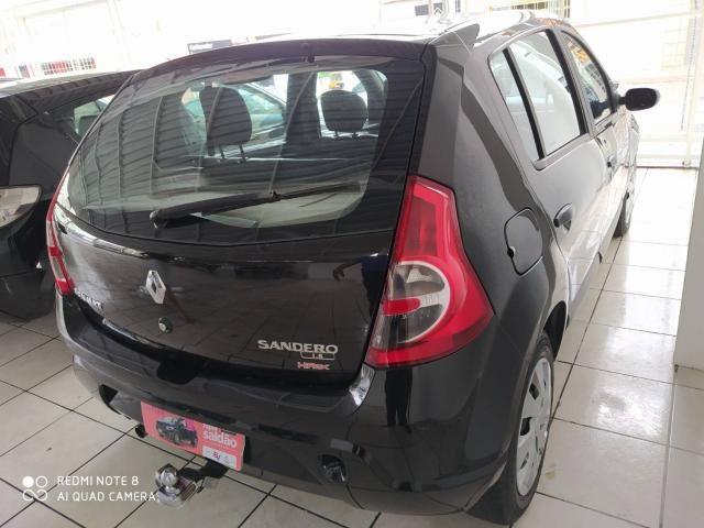 SANDERO 2009/2009 1.6 EXPRESSION 8V FLEX 4P MANUAL - Foto 8