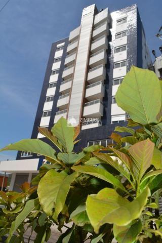 Apartamento 03 dormitórios para venda em Santa Maria com Suíte Sacada Churrasqueira Garage - Foto 16