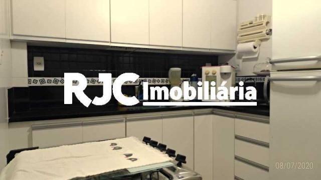 Apartamento à venda com 2 dormitórios em Tijuca, Rio de janeiro cod:MBAP24945 - Foto 16