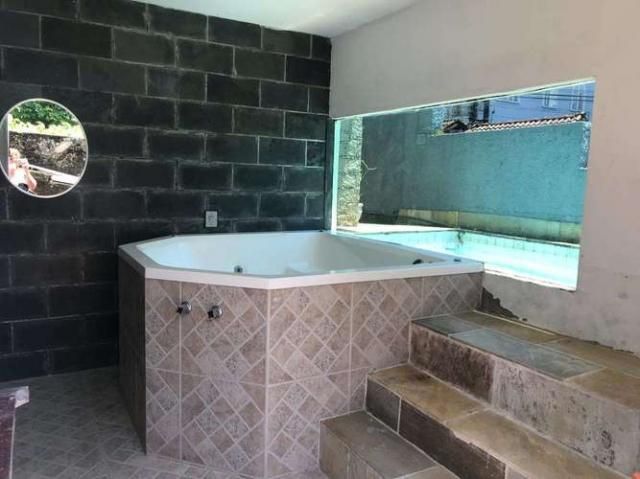 Casa com 3 Quartos (2 suites) Piscina 3 Vagas no Valparaiso Petrópolis RJ - Foto 10