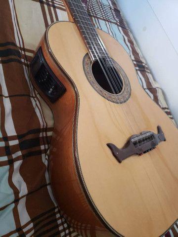 Viola de luthier Laércio Sandy