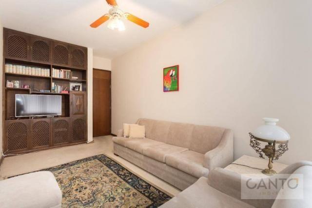 Apartamento com 4 dormitórios (1 suíte) à venda no Alto da XV, 289 m² por R$ 779.000 - Cur - Foto 11