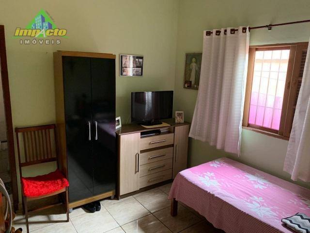 Casa com 2 dormitórios à venda, 70 m² por R$ 250.000 - Maracanã - Praia Grande/SP - Foto 2