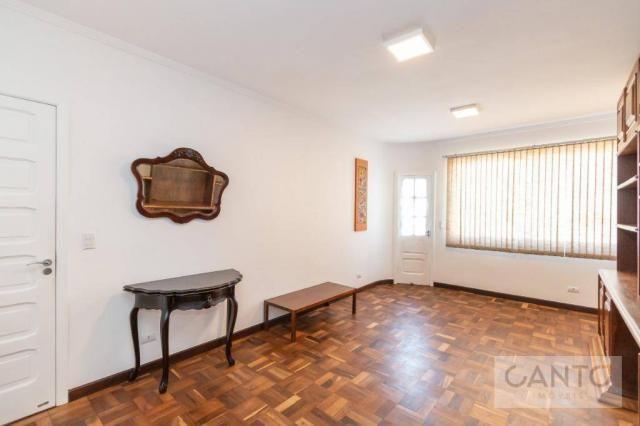 Apartamento com 3 dormitórios para alugar no Batel - condomínio com valor baixo, 96 m² por - Foto 2