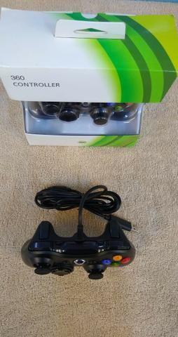 Controle xBox 360 com fio - Foto 4