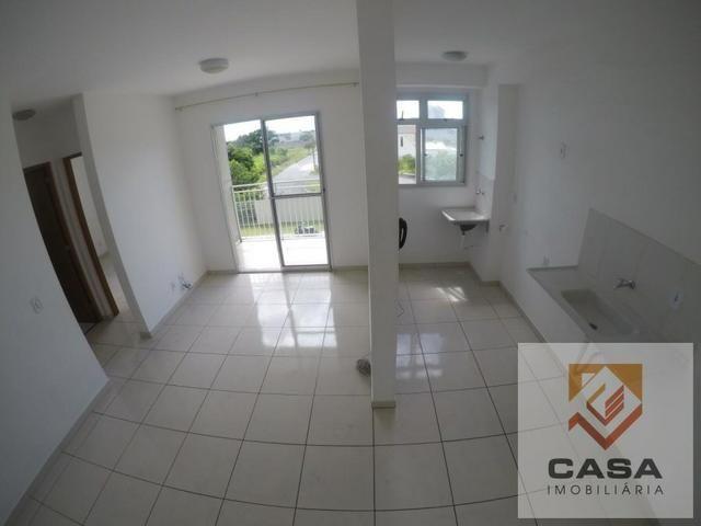 _ Alugo Apartamento 2 quartos em Morada de Laranjeiras - Foto 5