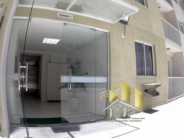 Laz- Alugo apartamento condomínio Enseada Jacaraipe (01) - Foto 10