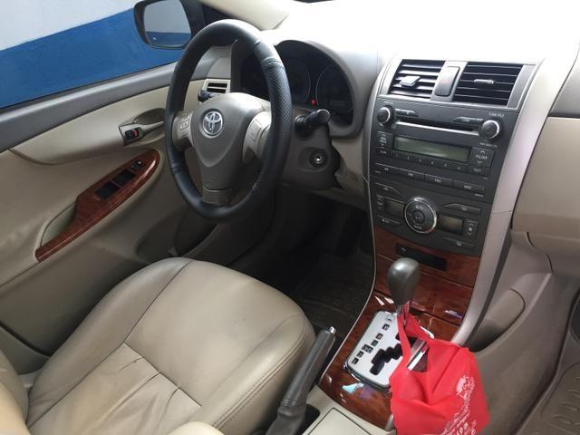 Corolla Aut Seg 1.8 2010 completíssimo - Foto 2