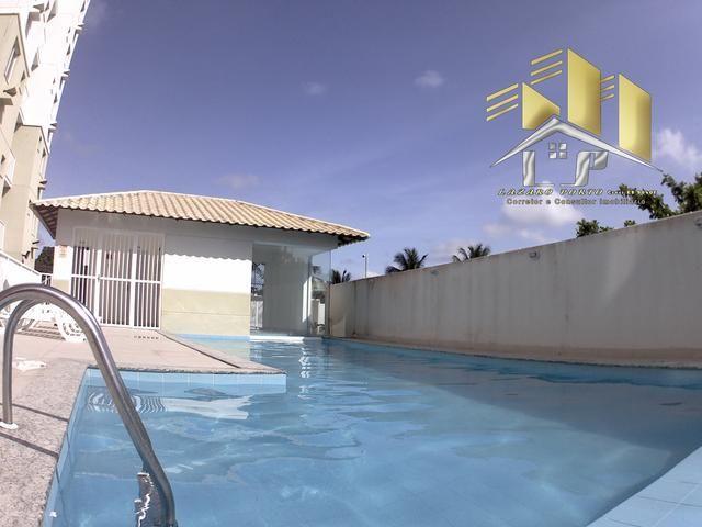 Laz- Alugo Apartamento top 2Q com varanda condomínio com lazer completo (03) - Foto 7