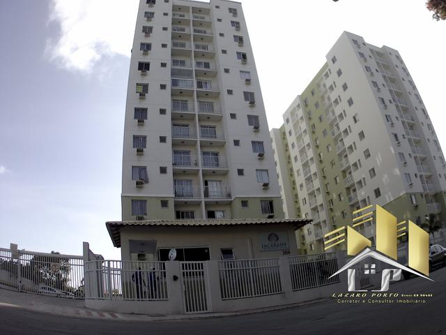 Laz- Alugo apartamento condomínio Enseada Jacaraipe (01) - Foto 5