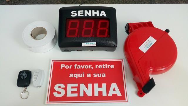 Kit eletronico de senha