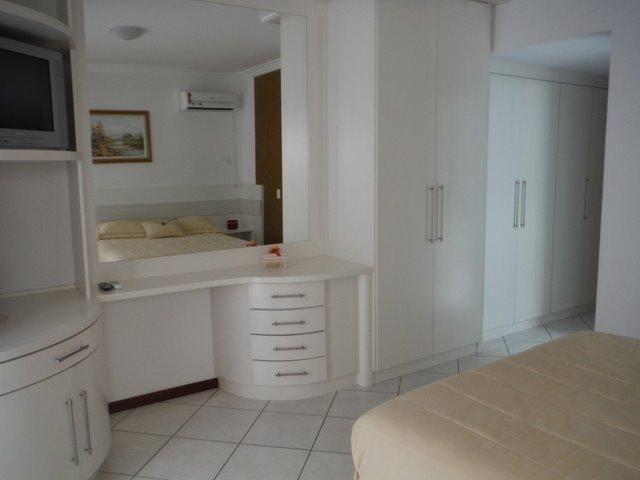 Apartamento frente praia 4 quartos com ar - Foto 19