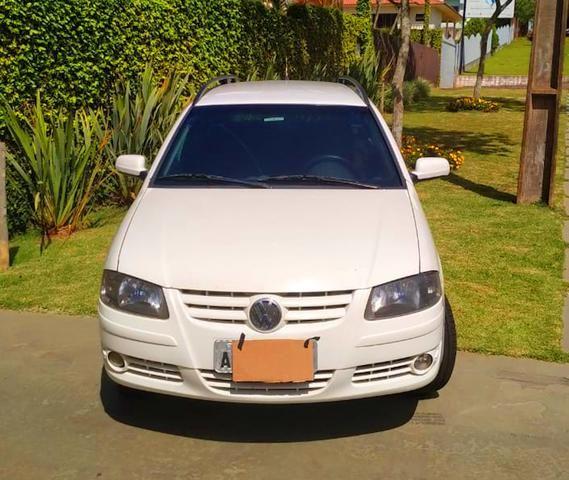Volkswagen Parati 1.6 2011 G4 IV Flex - Foto 2