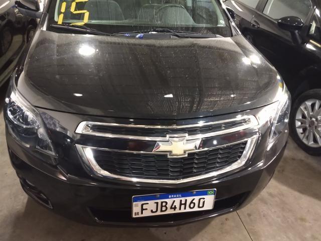 COBALT 2012/2013 1.8 SFI LTZ 8V FLEX 4P AUTOMÁTICO - Foto 3