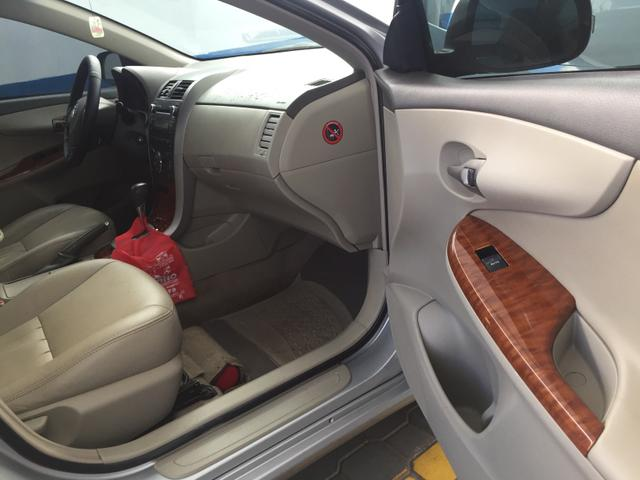 Corolla Aut Seg 1.8 2010 completíssimo - Foto 3