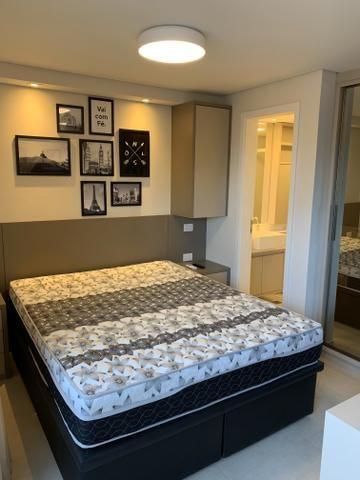 Apartamento Studio Totalmente Mobiliado no The Five East Batel - Direto com o Proprietário - Foto 18