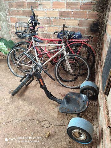 Bicicletas usadas