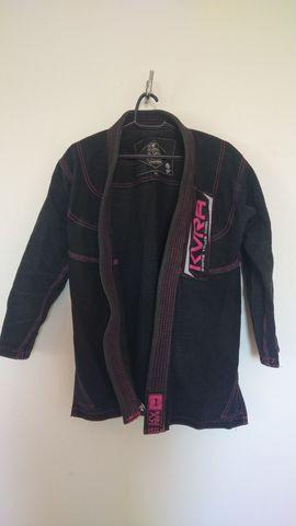 Kimono KVRA jiu-jitsu - Foto 2