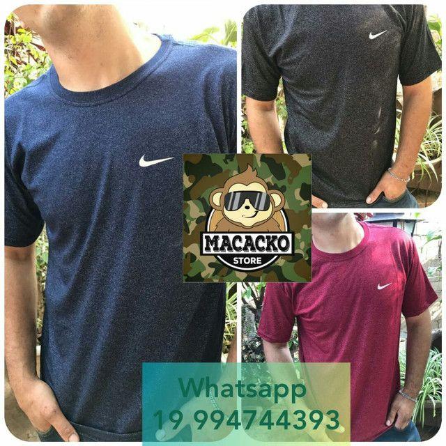 Camisetas masculinas nike - Foto 2