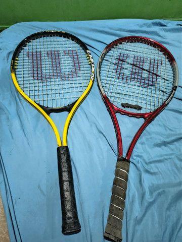 Raquete de tênis wilson - Foto 2