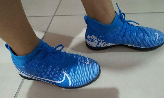 Tênis Nike futsal 36 - Foto 2