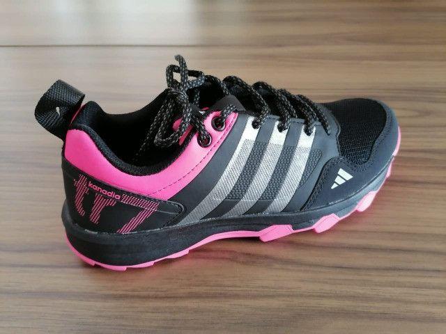 Tênis Adidas Kanadia TR7 Feminino (novo) 34 ao 38