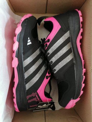 Tênis Adidas Kanadia TR7 Feminino (novo) 34 ao 38 - Foto 2