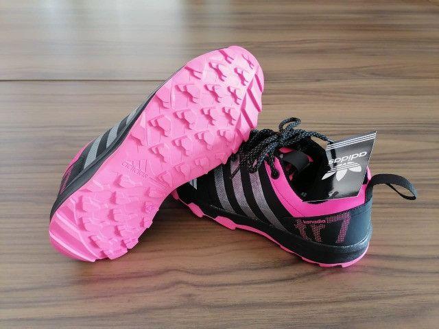 Tênis Adidas Kanadia TR7 Feminino (novo) 34 ao 38 - Foto 6