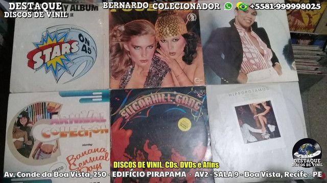 Discos de Vinil, Com Gêneros Variados, Nacional e Internacional - Foto 3