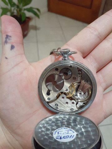 Relógio de bolso Movado  - Foto 3