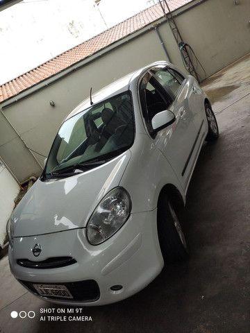 Nissan martch 2013 1.6 completo - Foto 6