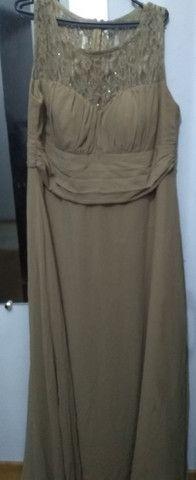 Vestido nude 44, 46 - Foto 2