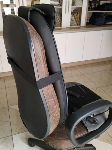Assento Massageador de shiatsu para as costas Homedics MCS-380H  - Foto 2