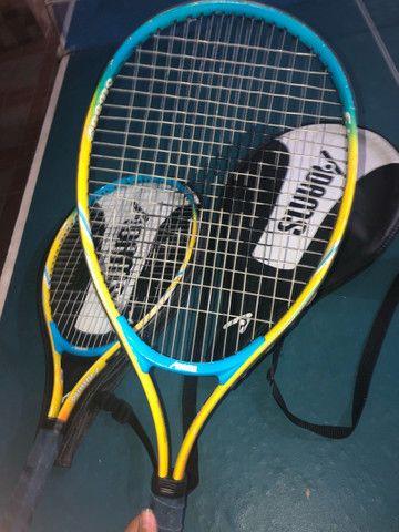 Raquete de tênis infantil  - Foto 2