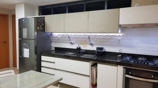 Edf Barão José Miguel Apartamento com 3 dormitórios à venda, 107 m² por R$ 557.000 - Farol - Foto 6