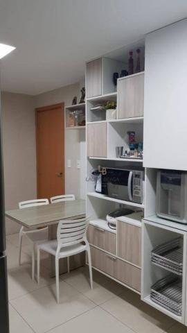 Edf Barão José Miguel Apartamento com 3 dormitórios à venda, 107 m² por R$ 557.000 - Farol - Foto 7
