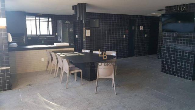 Edf Barão José Miguel Apartamento com 3 dormitórios à venda, 107 m² por R$ 557.000 - Farol - Foto 12