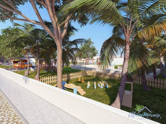 Casa à venda, 132 m² por R$ 469.000,00 - Tamatanduba - Eusébio/CE - Foto 10